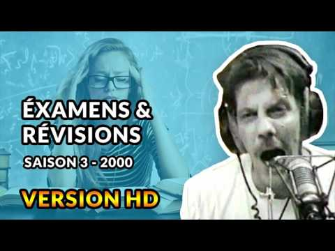 Examens & Révisions - 2000 - Débats de Gérard HD