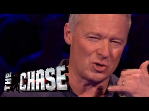 The Celebrity Chase - Rory Bremner's Best Impressions!