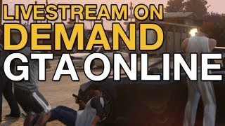 GTA Online Xbox 360 Gameplay (Livestream) with Simon and Chris - VideoGamer