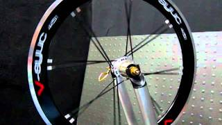 MACHETE V-syuc 451 REAL WHEEL ROLLING TEST Pt.1 @ARTisticBikeCo