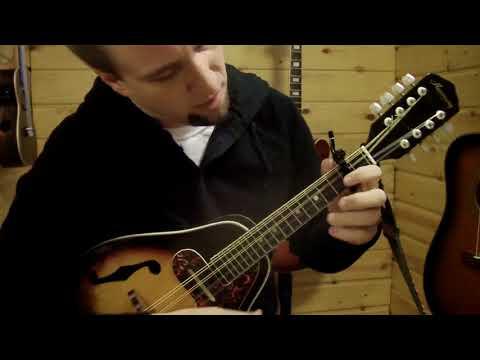 Chris Stapleton- More of You- Mandolin- How to Play