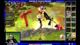 Scanner Boss with SpeedFreak and Bella - Order and chaos online