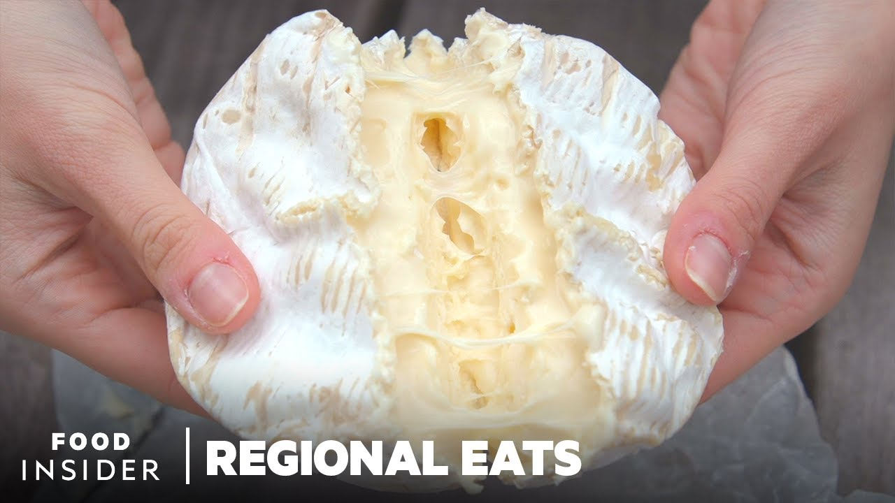 How Traditional French Camembert Is Made | Regional Eats