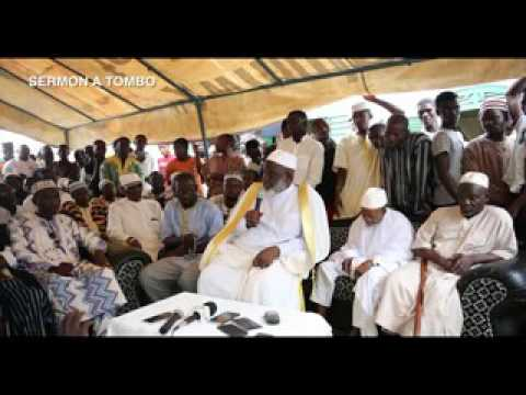 Les sentiers de l'islam avec le 1er imam El Mamadou saliou Camara sur IBM SOUL TV