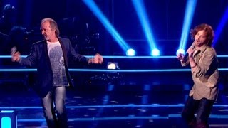 The Voice UK 2013 | Ragsy Vs Colin Chisholm: Battle Performance - Battle Rounds 3 - BBC One