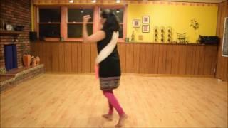Six Step Three Spin Dodhiyu Garba with Vidya Nahar