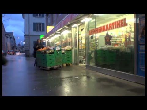 Hetze gegen EGE Market/Zürich