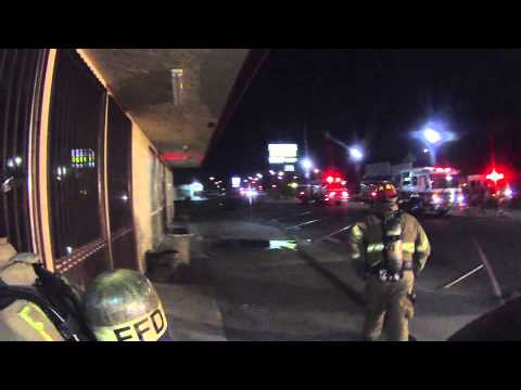 Mayfair Center Fire 4-16-13