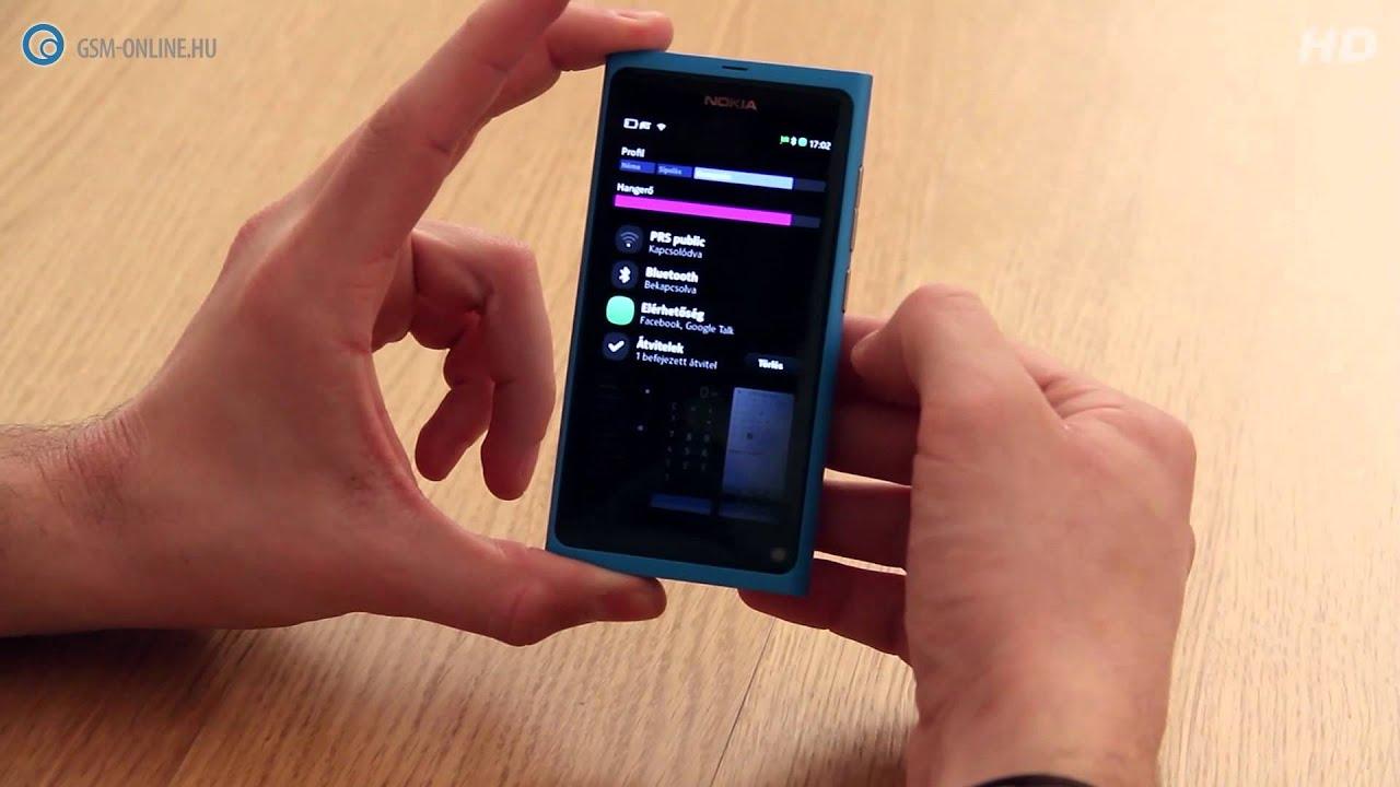 Nokia N9 teszt - GSM online™