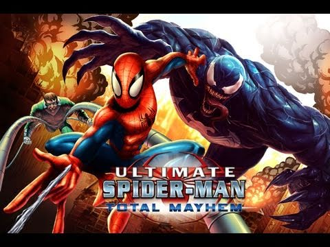 Spider-Man: Total Mayhem iPhone/iPod Gameplay - The Game Trail