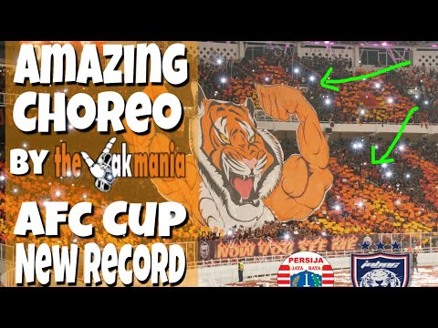 The Amazing JAKMANIA!! (AFC Cup Persija Jakarta VS Johor Darul Takzim) Tour #7