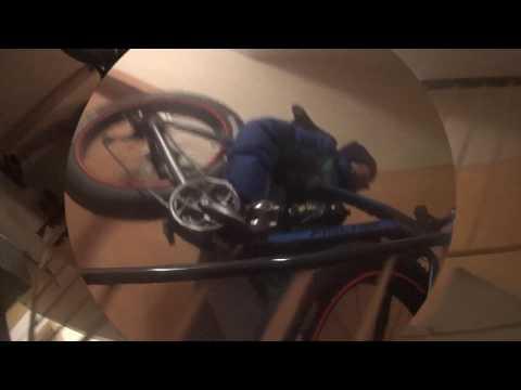 Заносим Велосипед на 6 этаж FATBIKE Германия