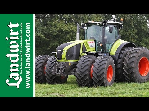 Claas Axion 900 | landwirt.com