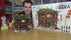 Ein Eckgebäude für Eure China-Town: Xingbao® XB-01021 Teehaus
