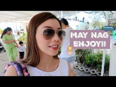 VLOG#013: MAY NAG ENJOY! | Ocean Adventure + Zoobic Safari (Subic PH) | Peevee Dela Rosa