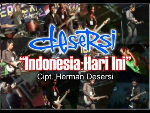 DESERSI - Indonesia Hari Ini (Official Video)