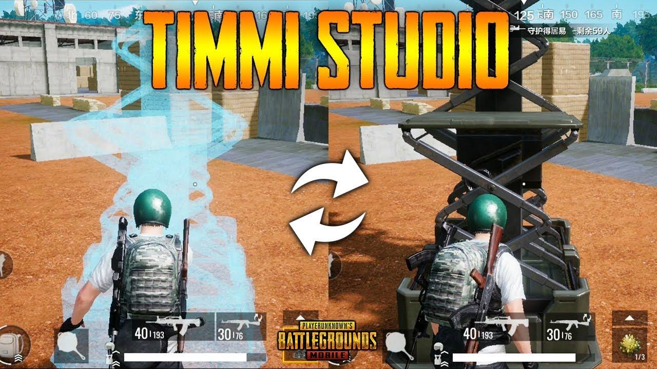 Pubg Mobile Timi Youtube: PUBG Mobile TIMI Studio SANHOK Graphics