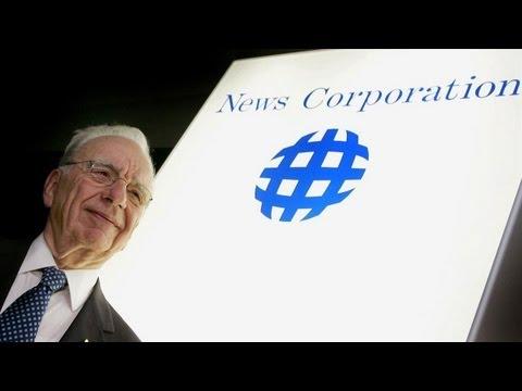 News Corp. Considers Splitting Business