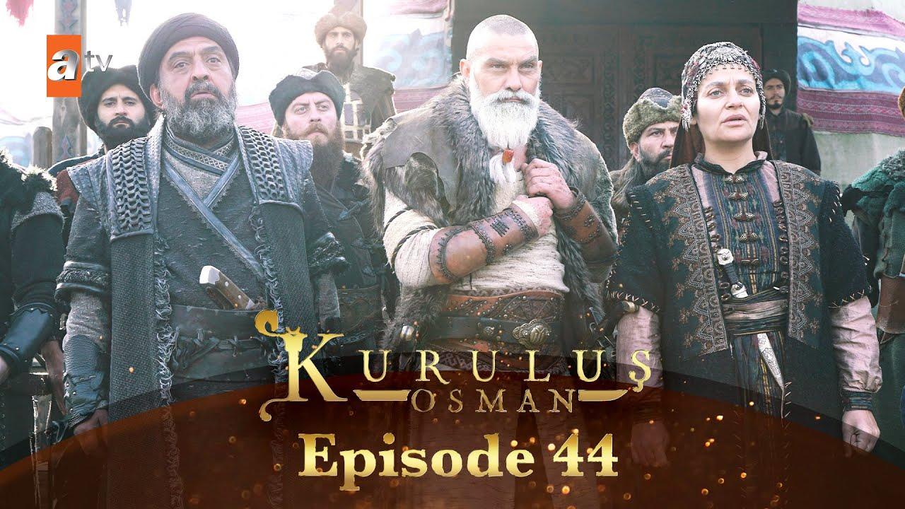 Download Kurulus Osman Urdu   Season 2 - Episode 44