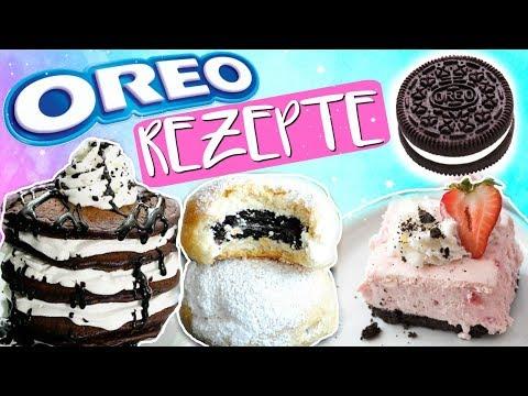 Die besten Dinge, die du mit Oreo Keksen probieren musst!