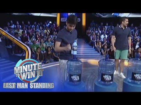 Drop Ball | Minute To Win It - Last Teen Standing