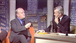 Truman Capote Talks About In Cold Blood on The Tonight Show Starring Johnny Carson - Part 1 of 3