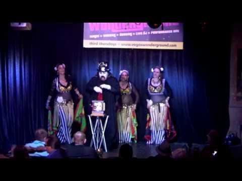 New World Rhythmatism Dancers at Jeff McBride's WONDERGROUND JUNE 15, 2017