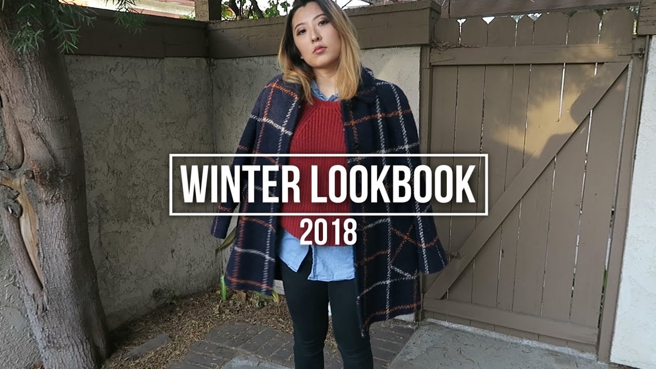 [VIDEO] - Winter Lookbook 2018 2