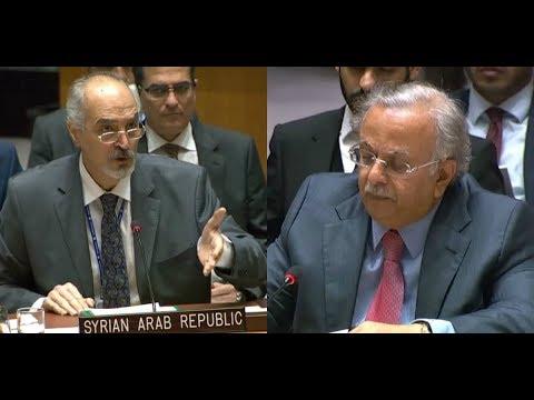 مشادة في مجلس الأمن بين السفير السوري والسعودي وأزمة حول #جمال_خاشقجي