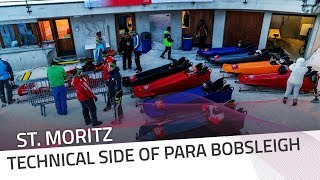 Technical side of Para Bobsleigh | IBSF Para Sport Official