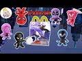 McDonalds Spider-man Un Nuevo Universo Colección  / Juguetes de la Cajita Feliz