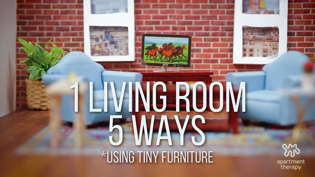 Room Recipes: Change Up Your Living Room