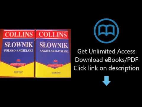 Collins English-Polish, Polish-English Dictionary / Slownik Angielsko-Polski, Polsko-Angielski (2 Vo