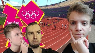 CHUCKEN ZŁAPANY NA DOPINGU | LONDON 2012 #24