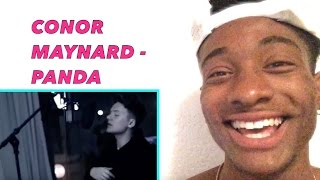 Panda - Desiigner Cover by Conor Maynard Deleted Video ALAZON EPI 121 REACTION
