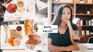 A Day in Napa | Napa Valley Day Trip Vlog