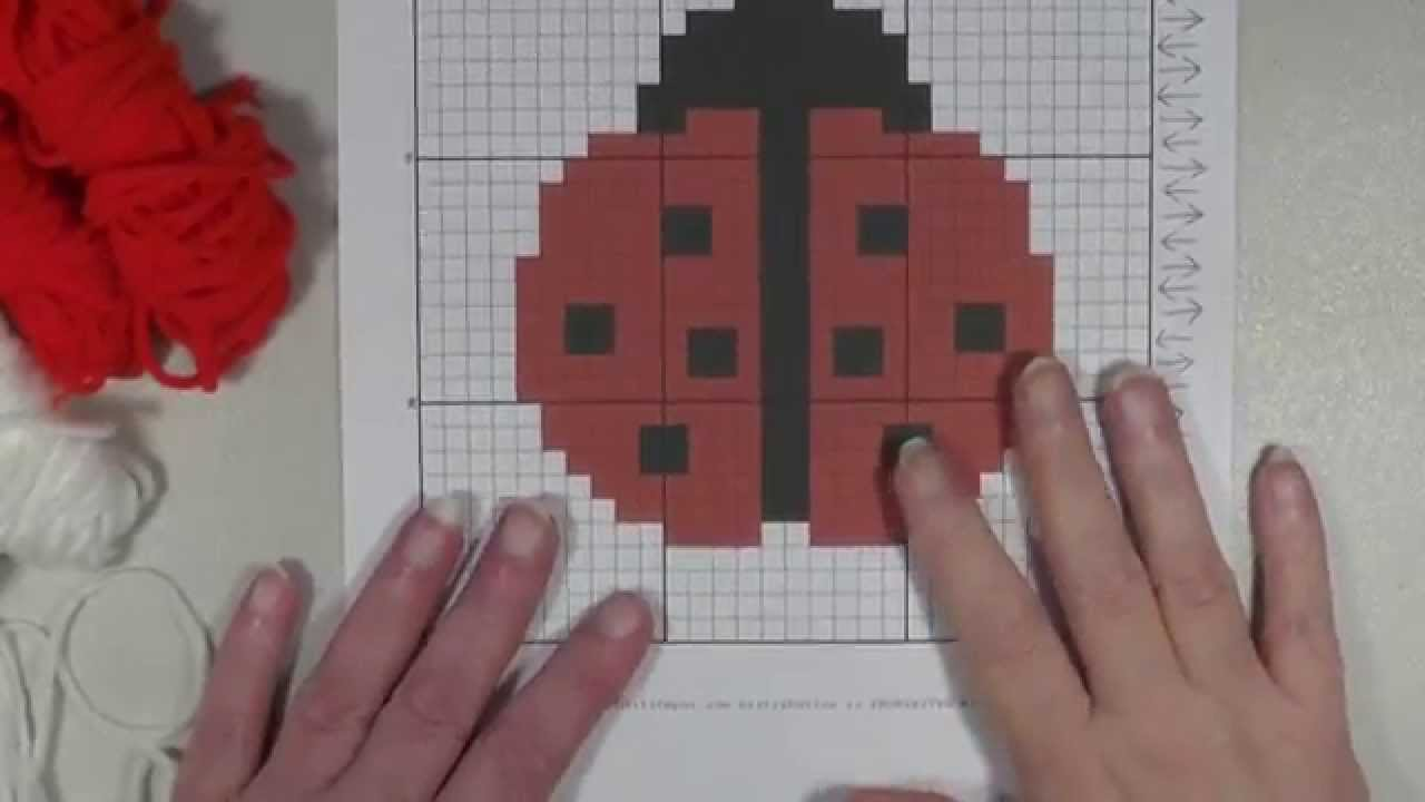 Crochet tutorial lady bug graph in dc part 1 youtube bankloansurffo Choice Image