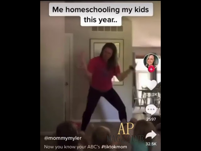 2020 home schooling....Blame covid