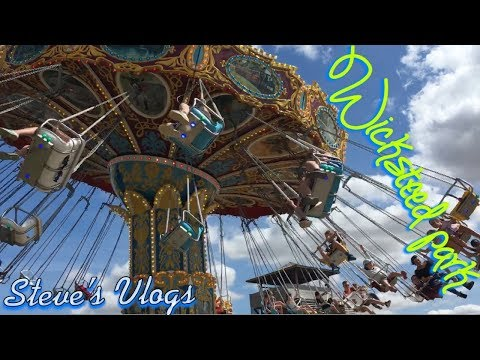 Wicksteed Park 2018 | Steve's Vlogs