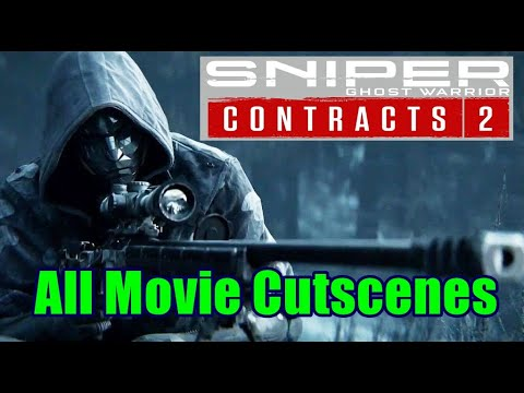 Sniper Ghost Warrior Contracts 2 All Mission Info Movies Cutscenes And Ending |