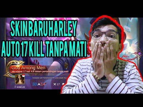 UDAH KAYAK CHEAT!! GA KIRA2 DAMAGE HARLEY GUA 1 SKILL 1 KILL