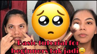 Download Basic makeup tutorial for beginners gone wrong😩