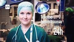 Elossa 24h alkaa 1.1. Yle TV1:ssa