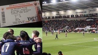 Blackpool v Arsenal - FA Cup Away Day VLOG