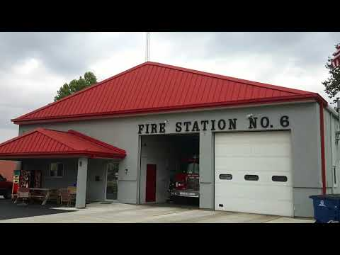 FIRE STATION NO. 6 - INTERVIEW (Engineer Stephen Johnson II)