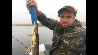 Рибалка на озері Сосно