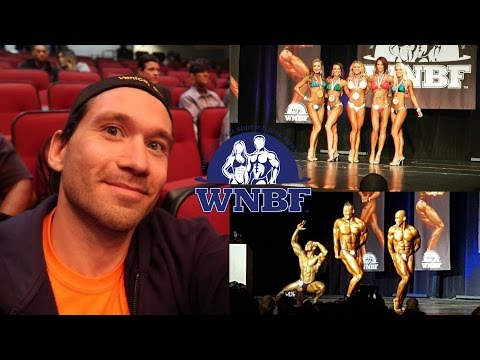 A DAY IN THE LIFE (Venice Beach) WNBF Worlds 2016, Inglewood, Los Angeles | IronManager