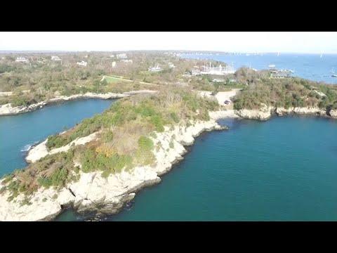 Sky Drone 12 over Jamestown
