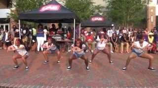 2014 NCSU Back to School Jam Mu Omicron (DST)