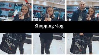 VLOG: Shopping vlog